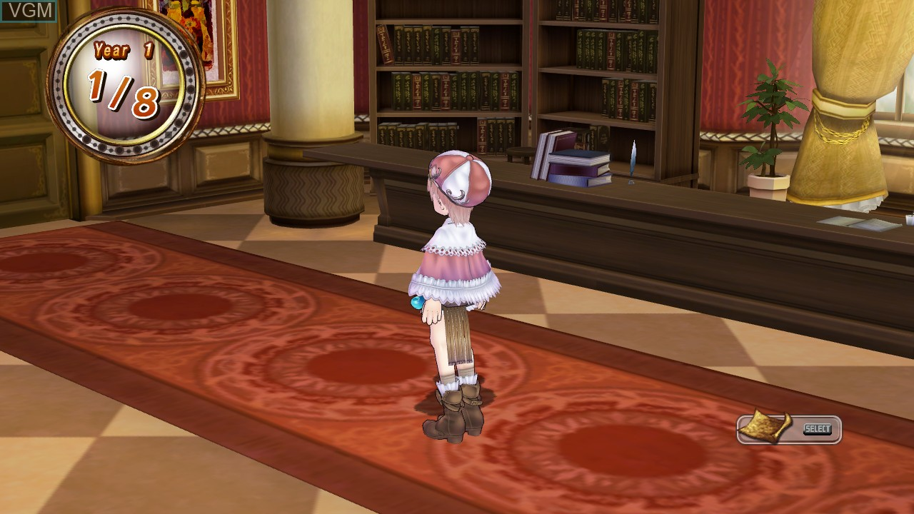 Atelier Rorona - The Alchemist of Arland