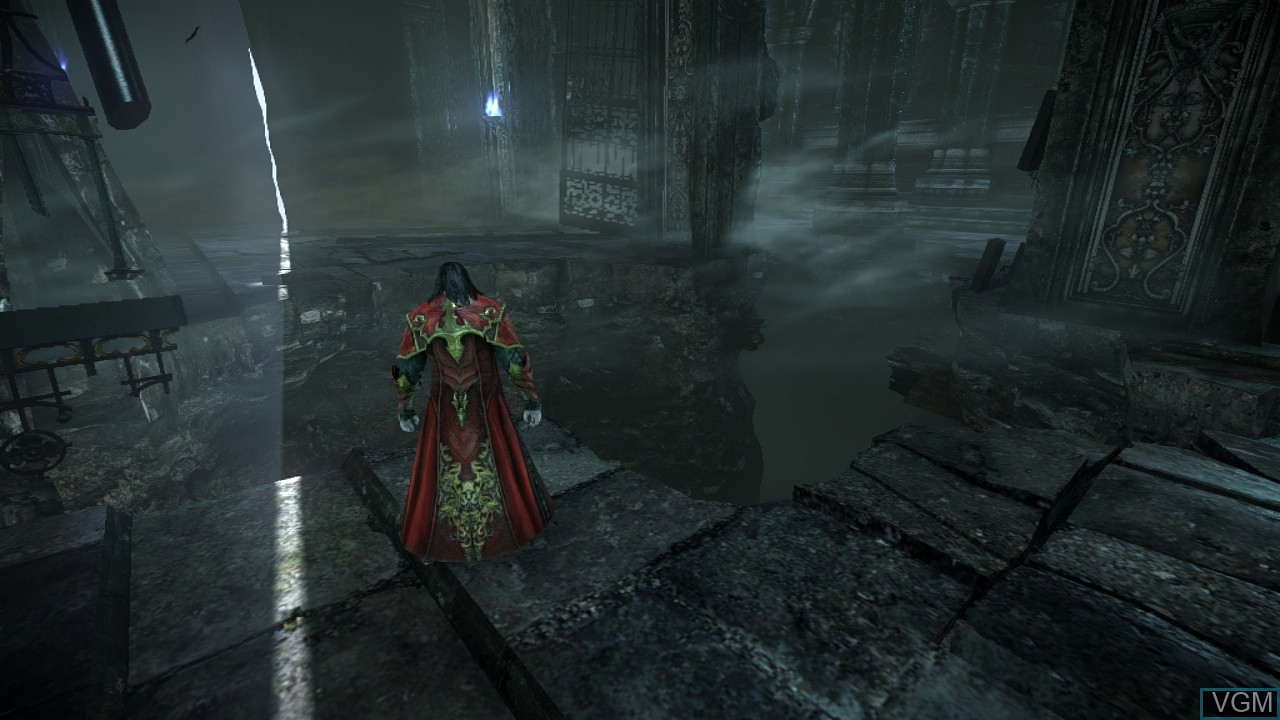 Image in-game du jeu Castlevania - Lords of Shadow 2 sur Sony Playstation 3