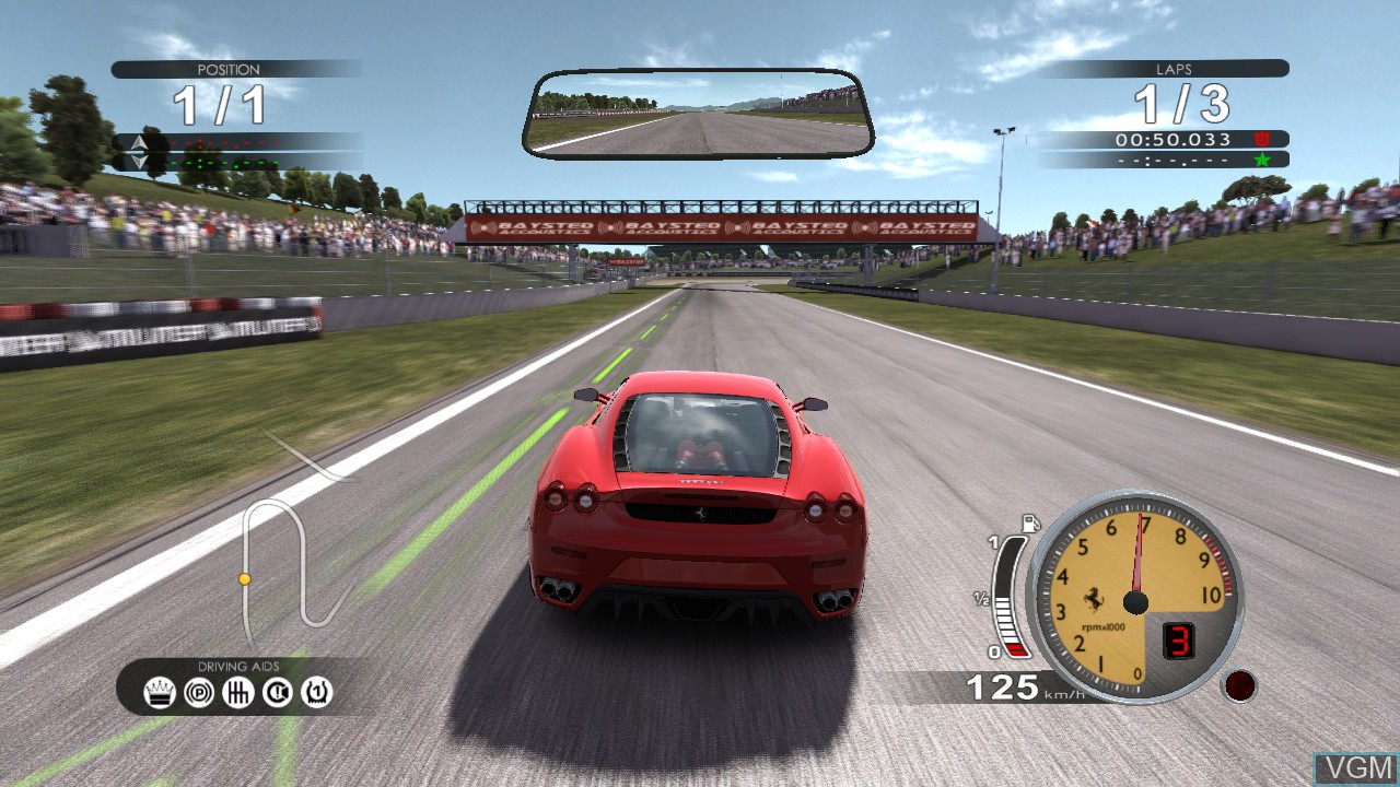 Test Drive - Ferrari Racing Legends