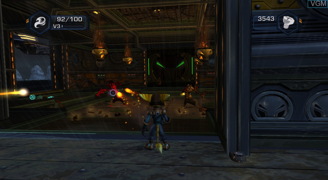Ratchet & Clank Future - Tools of Destruction