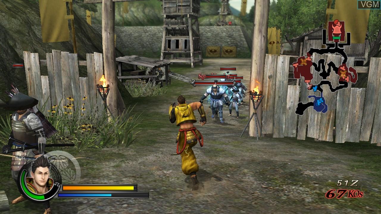 Sengoku Basara - Samurai Heroes