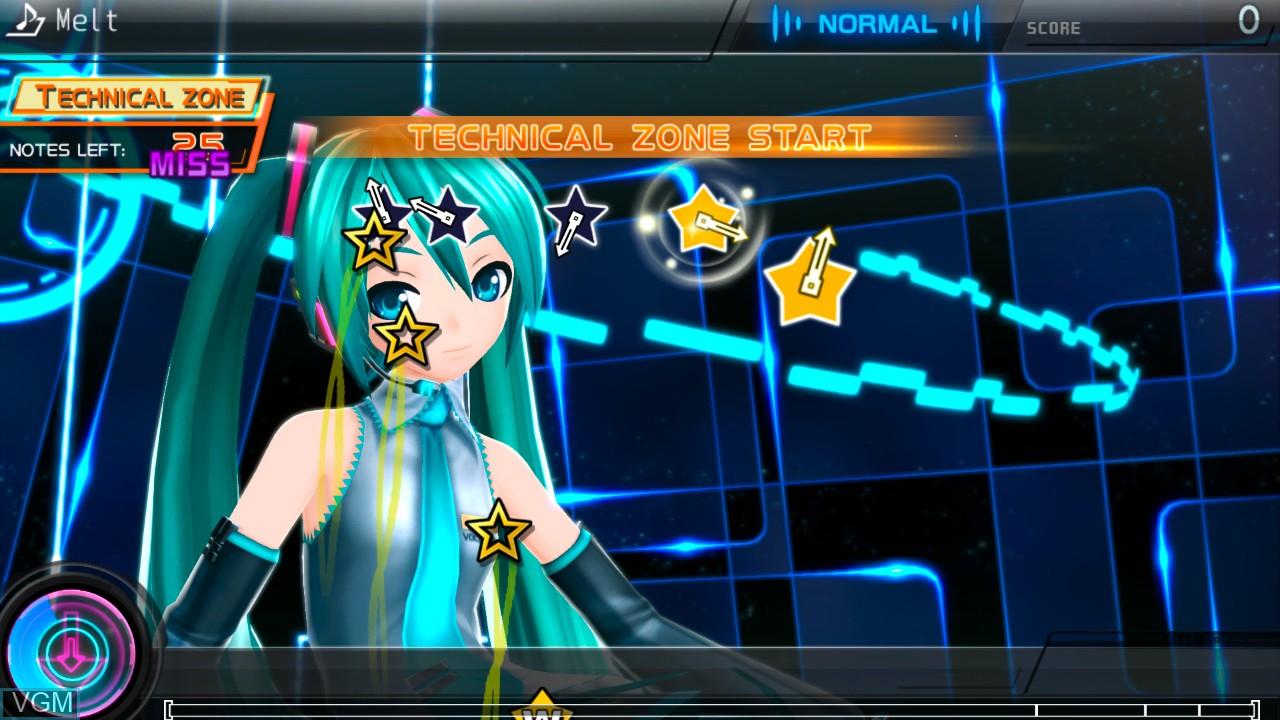 Hatsune Miku - Project Diva F 2nd