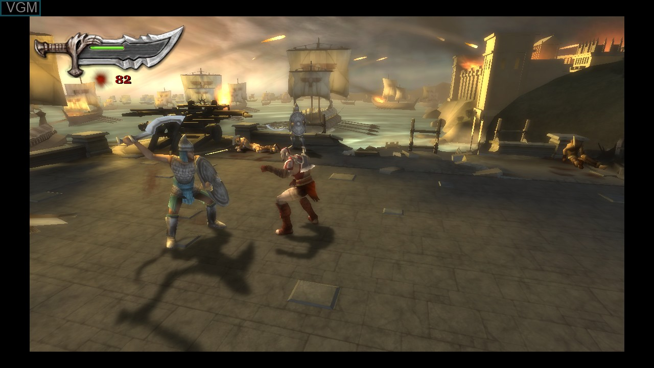 God of War - Origins Collection