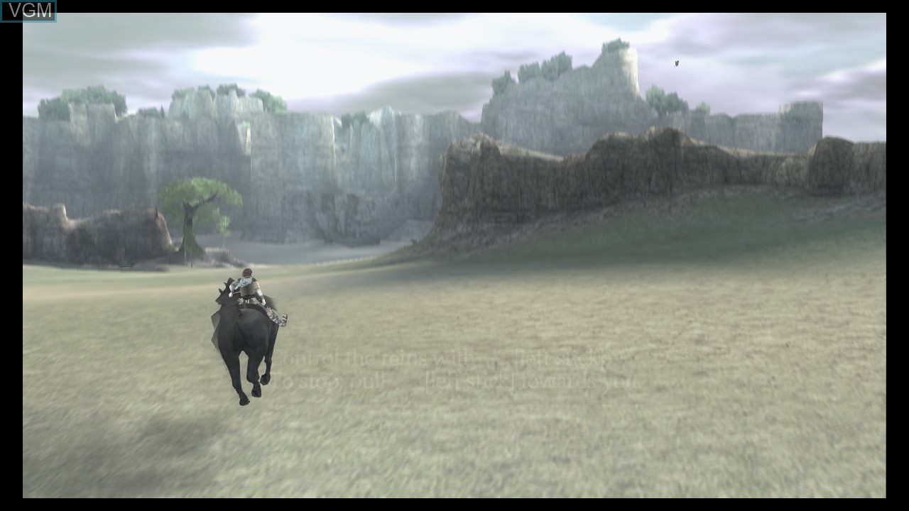 ICO & Shadow of the Colossus Collection, The