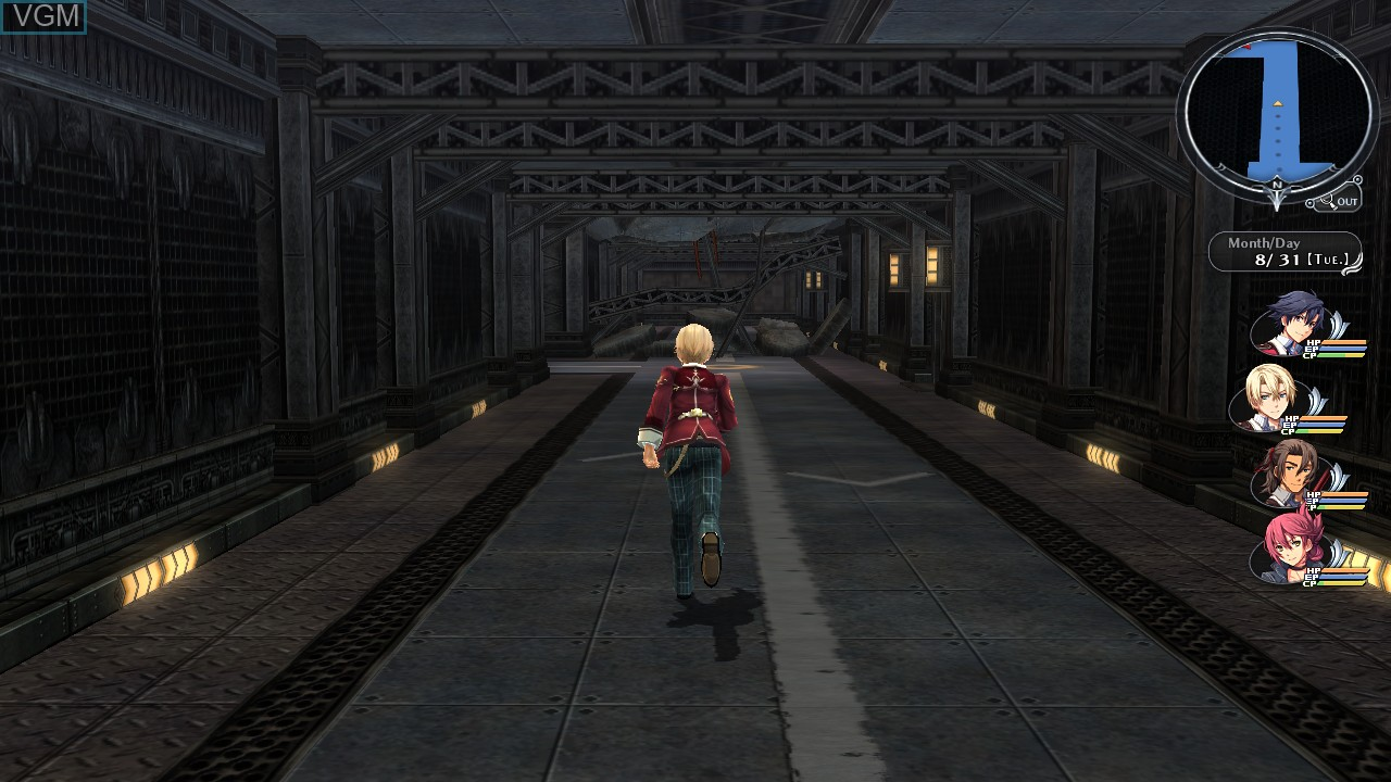 Legend of Heroes, The - Trails of Cold Steel