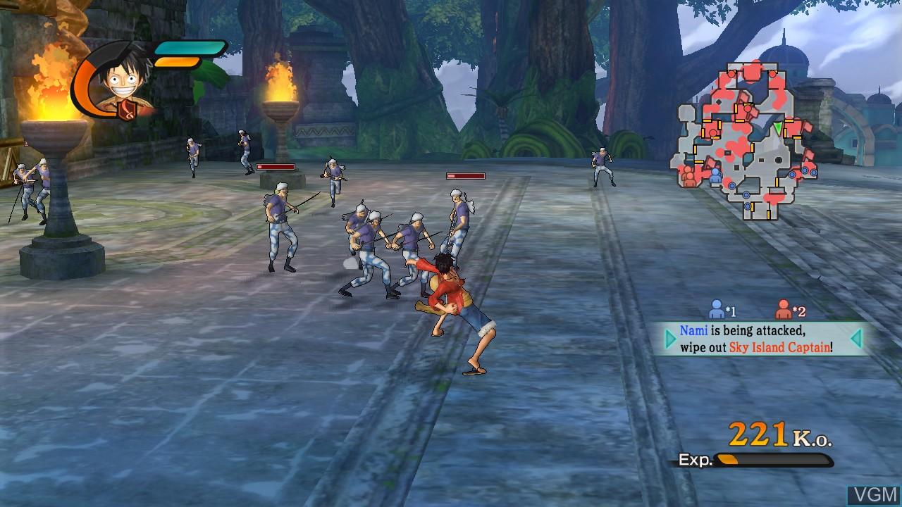 One Piece - Pirate Warriors 2