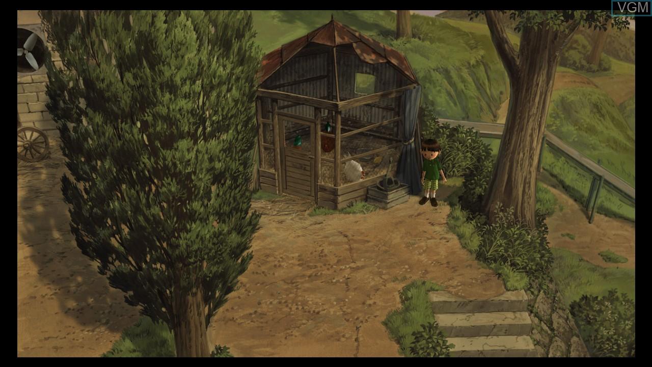 Image in-game du jeu Boku no Natsuyasumi 3 sur Sony Playstation 3
