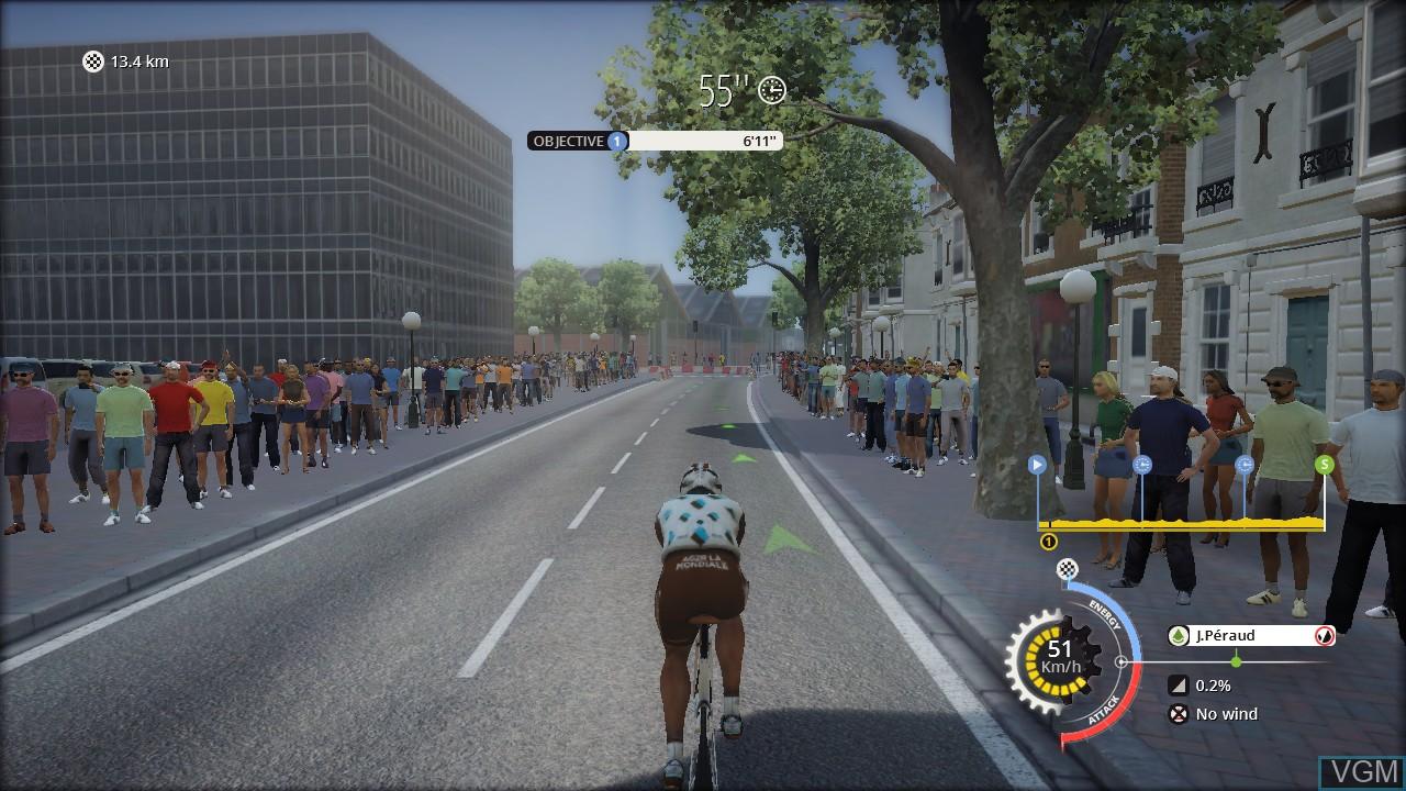 Tour de France, Le