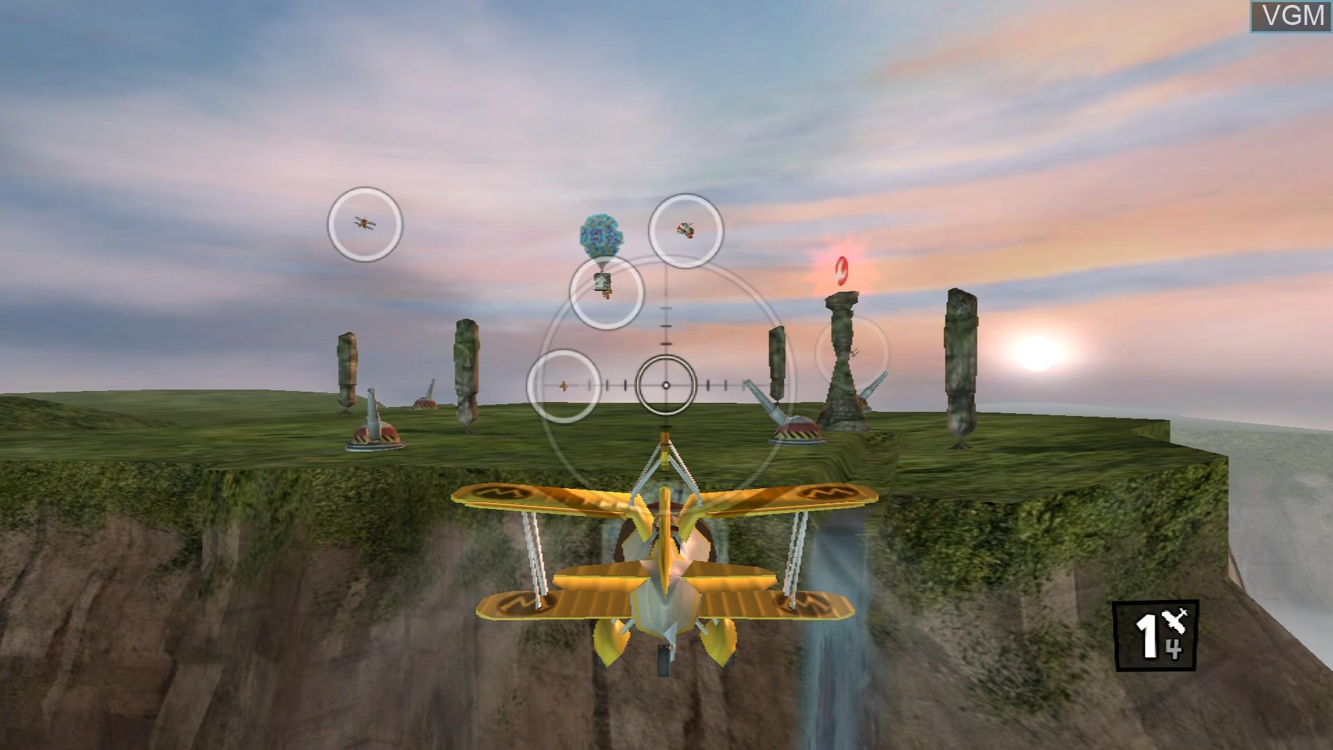 Image in-game du jeu Up sur Sony Playstation 3