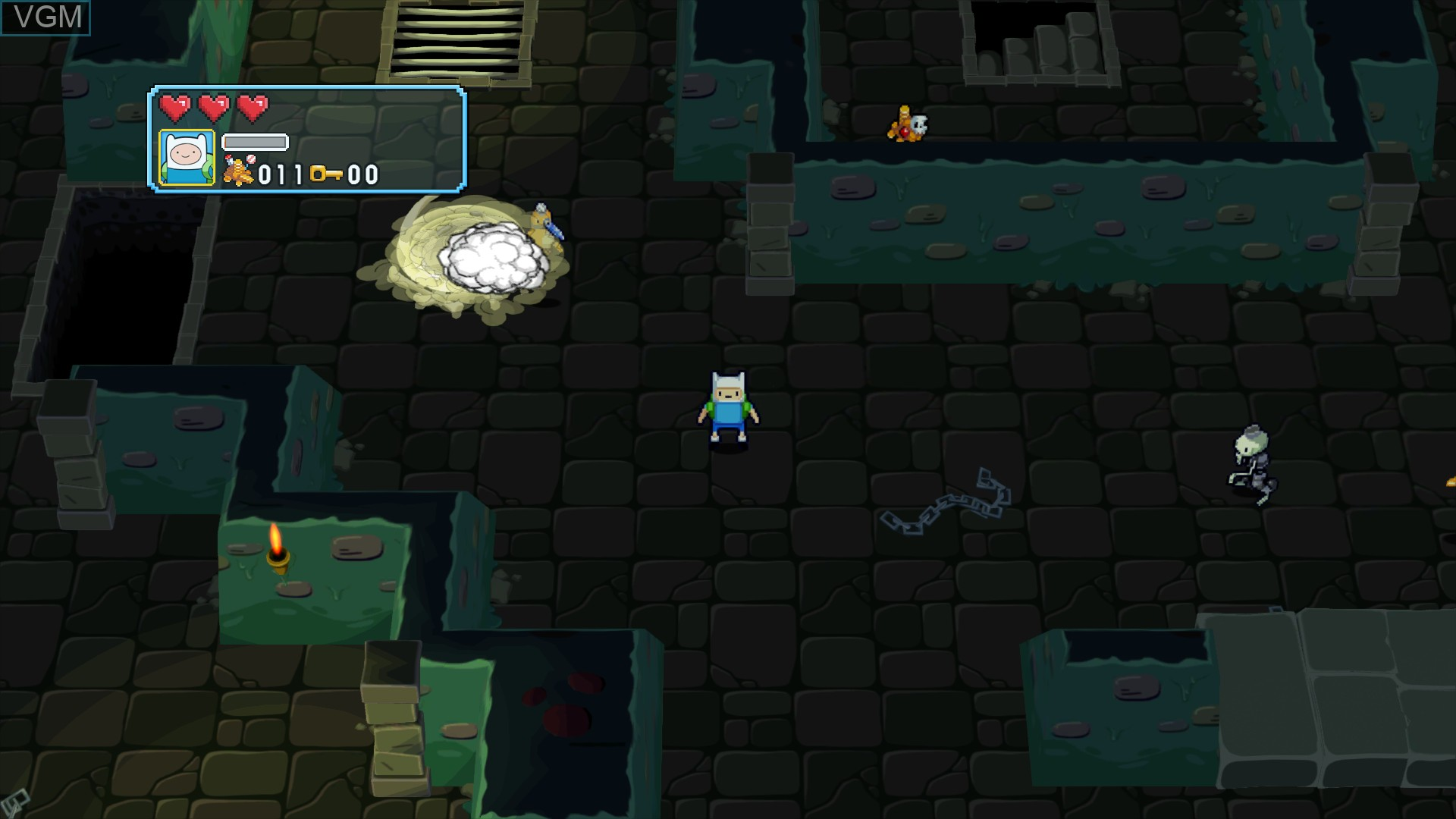 Image in-game du jeu Adventure Time - Explore the Dungeon Because I DON'T KNOW! sur Sony Playstation 3