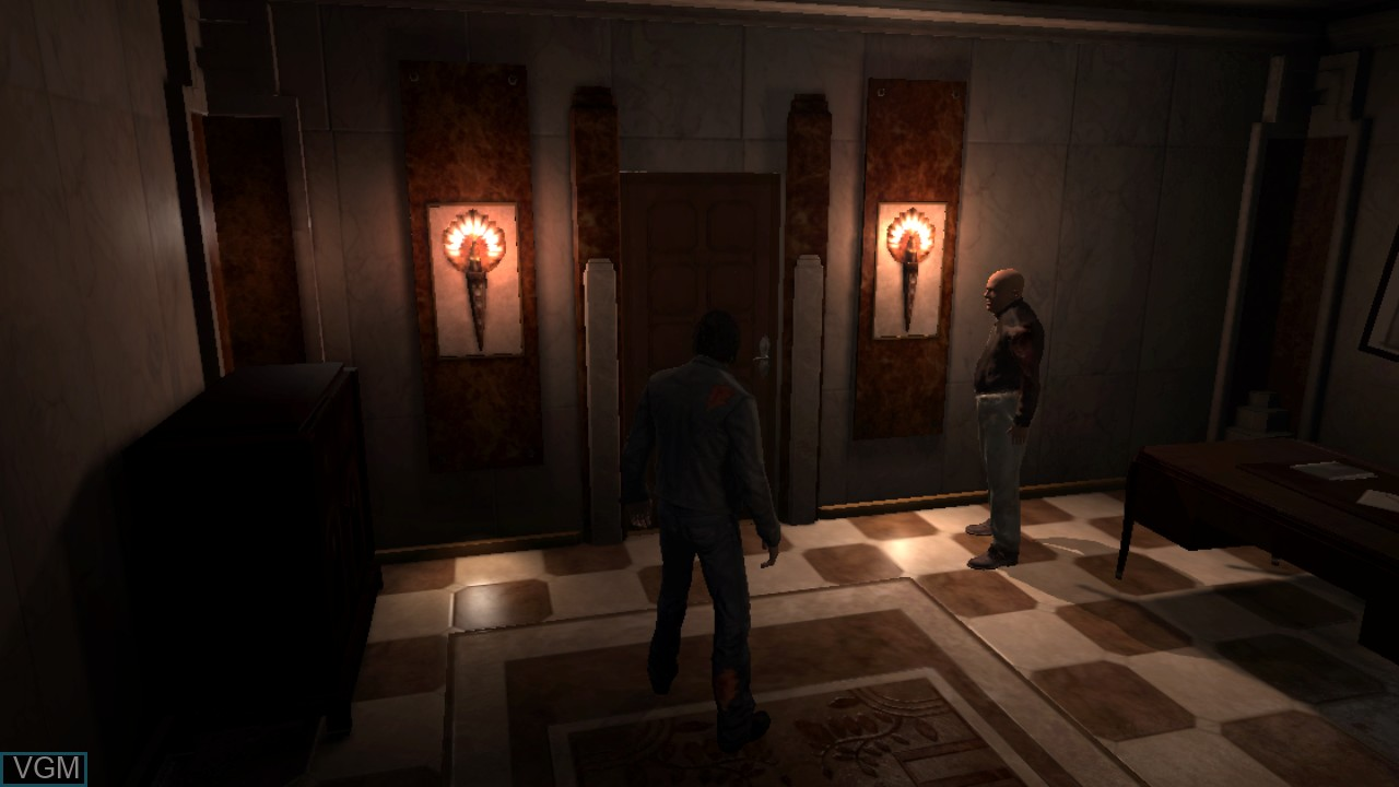 Image in-game du jeu Alone in the Dark sur Sony Playstation 3