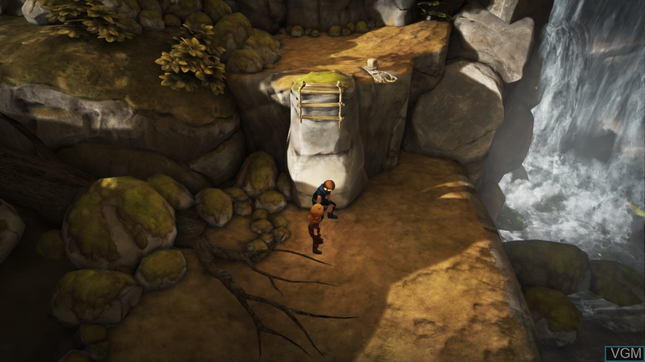Image in-game du jeu Brothers - A Tale of Two Sons sur Sony Playstation 3