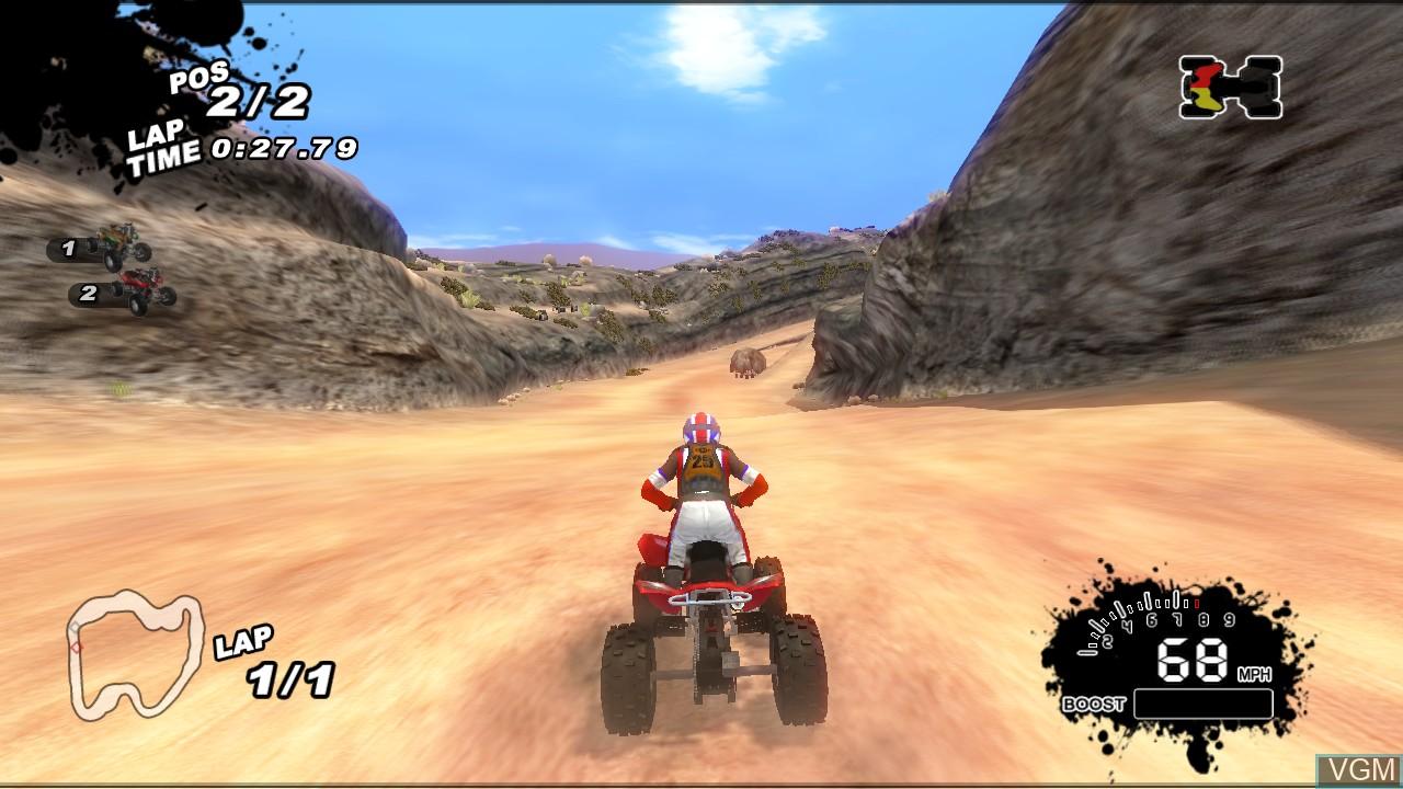 Image in-game du jeu SCORE International Baja 1000 - World Championship Off Road Racing sur Sony Playstation 3
