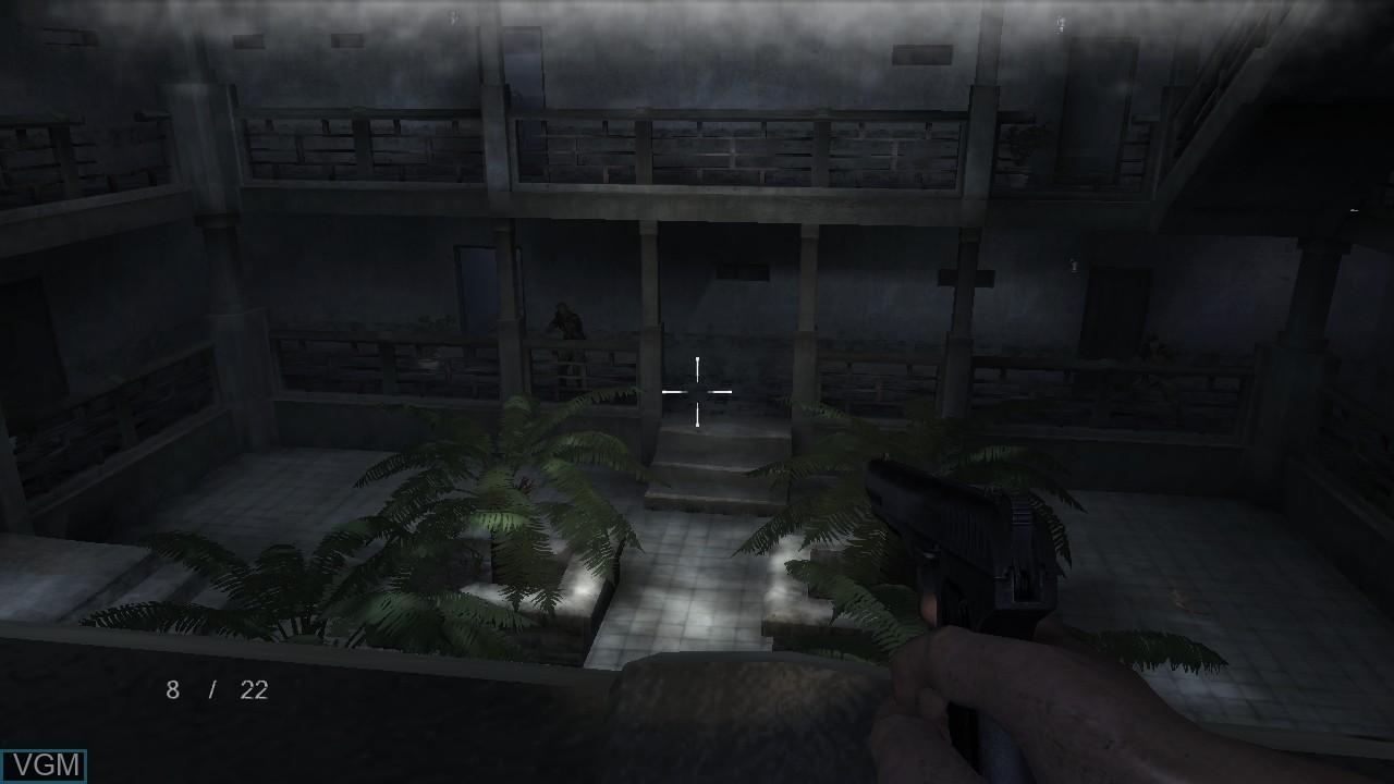 Image in-game du jeu ShellShock 2 - Blood Trails sur Sony Playstation 3