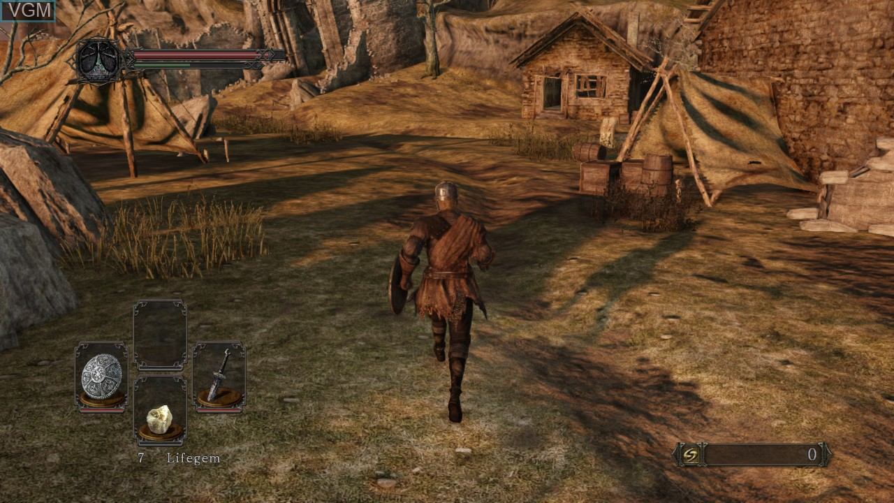 Image in-game du jeu Dark Souls II sur Sony Playstation 3