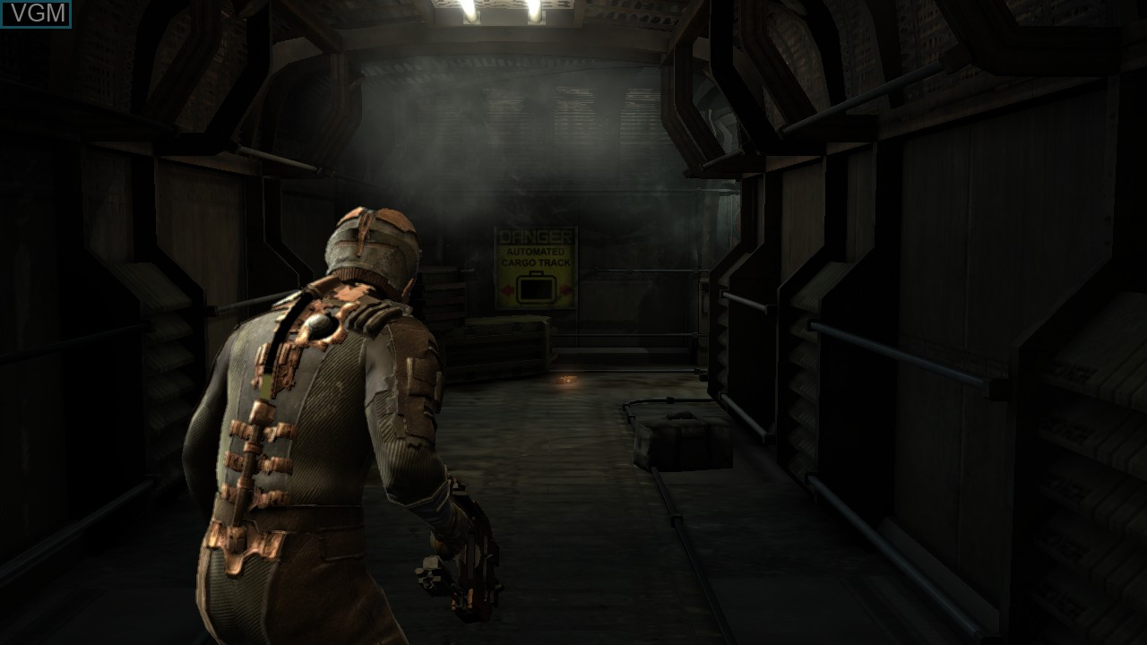 Image in-game du jeu Dead Space sur Sony Playstation 3