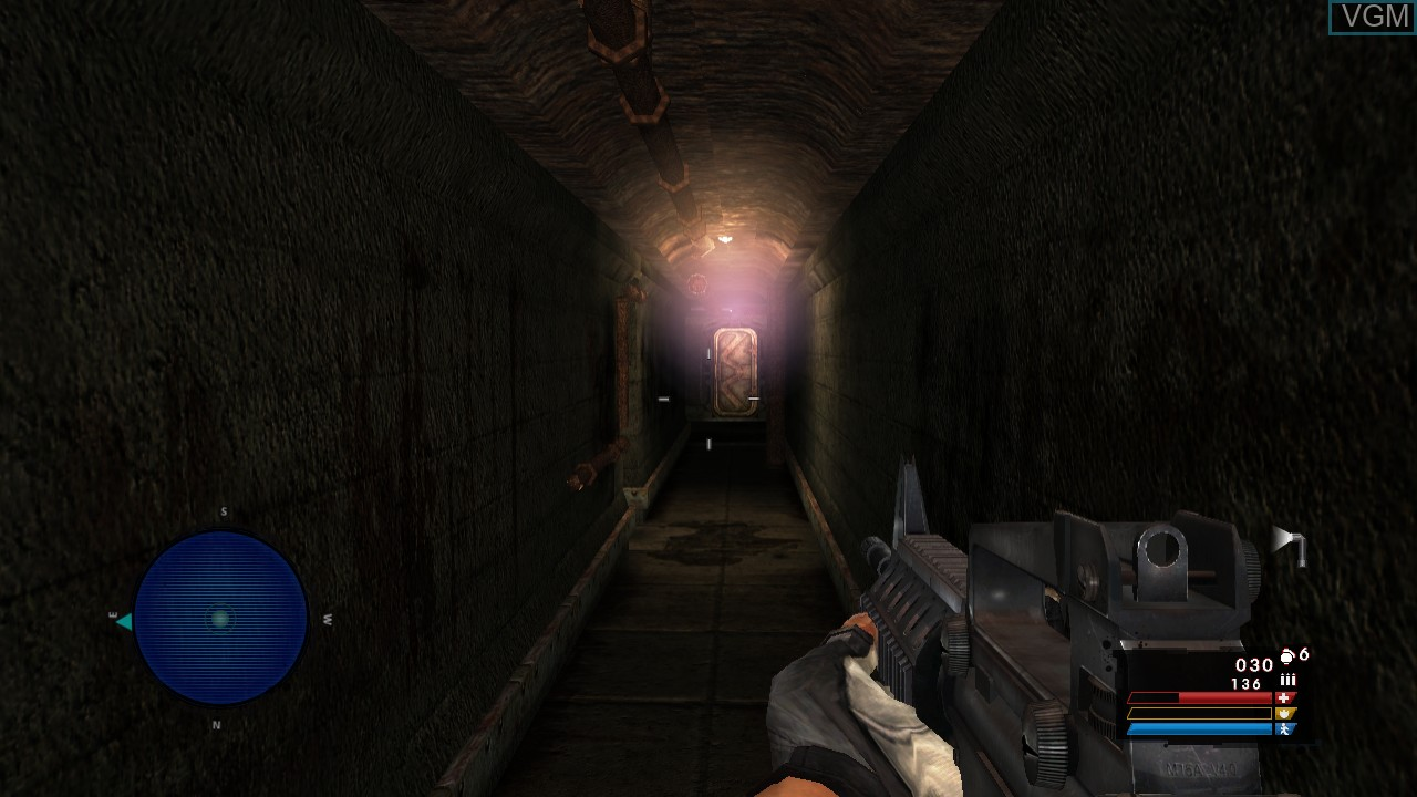 Image in-game du jeu Far Cry Classic sur Sony Playstation 3