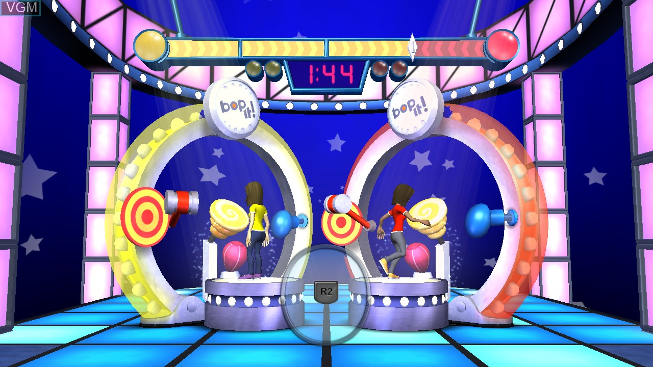 Image in-game du jeu Family Game Night 4 - The Game Show sur Sony Playstation 3
