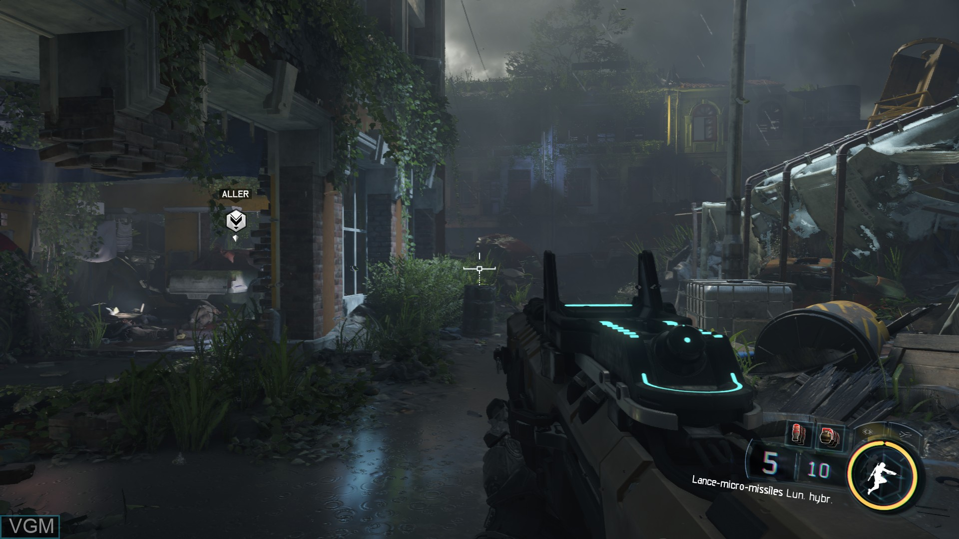 Image in-game du jeu Call of Duty - Black Ops III sur Sony Playstation 4