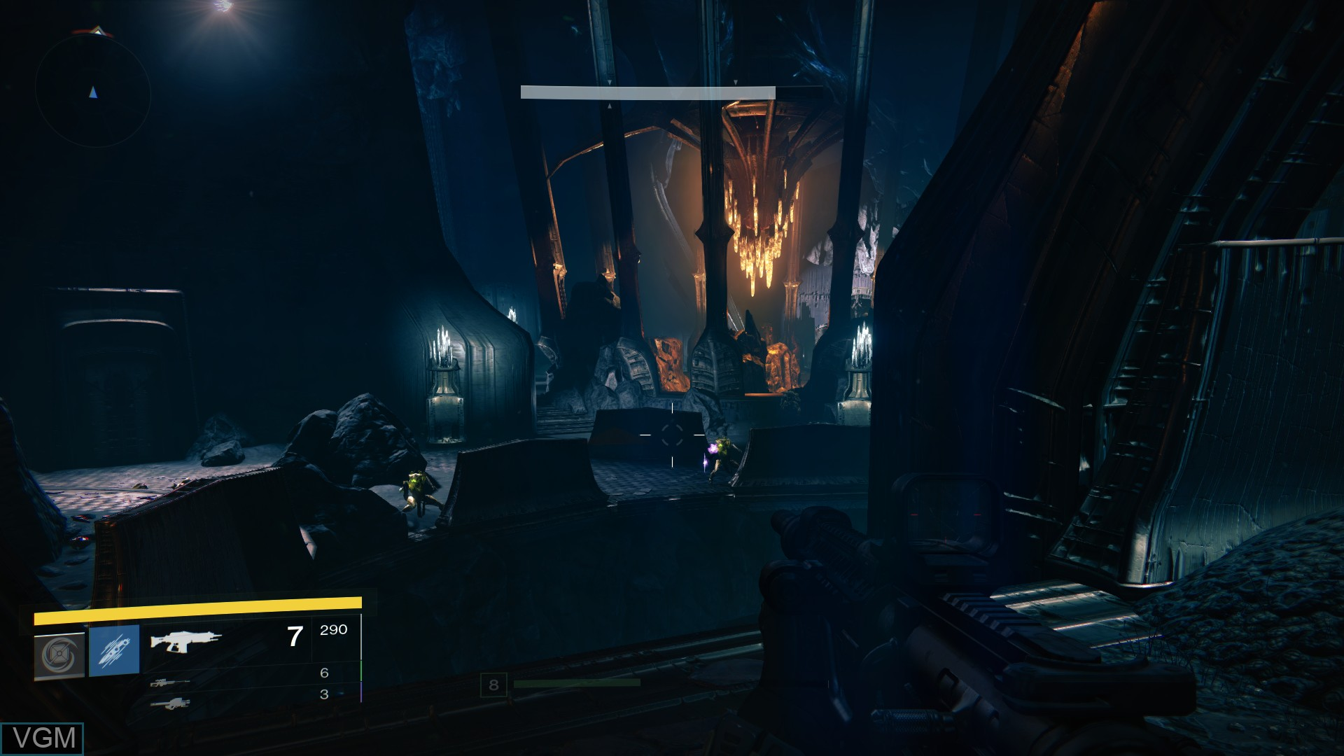 Image in-game du jeu Destiny sur Sony Playstation 4