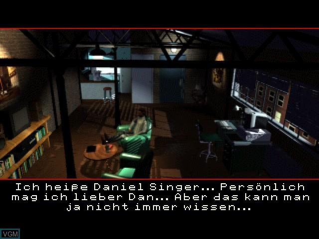 Image du menu du jeu Last Report, The sur Sony Playstation