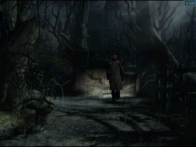 Image in-game du jeu Alone in the Dark - The New Nightmare sur Sony Playstation