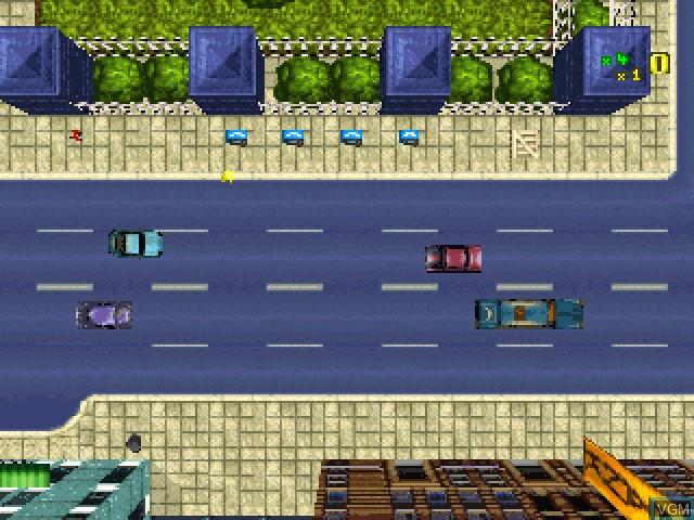 G.T.A - Grand Theft Auto
