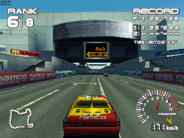 R4 - Ridge Racer Type 4