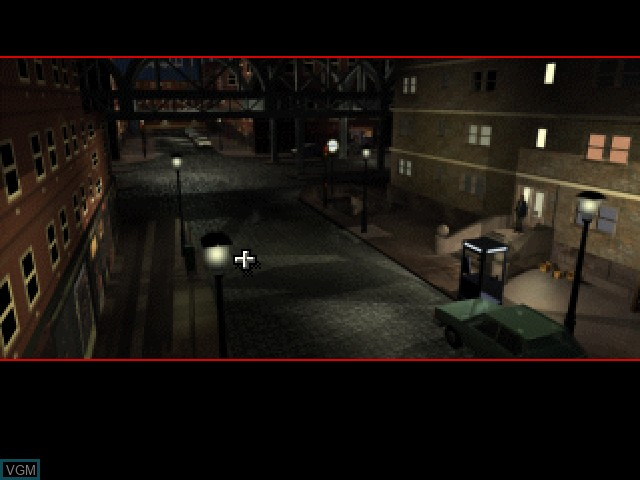 Image in-game du jeu Last Report, The sur Sony Playstation
