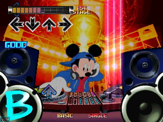Dance Dance Revolution - Disney Mix
