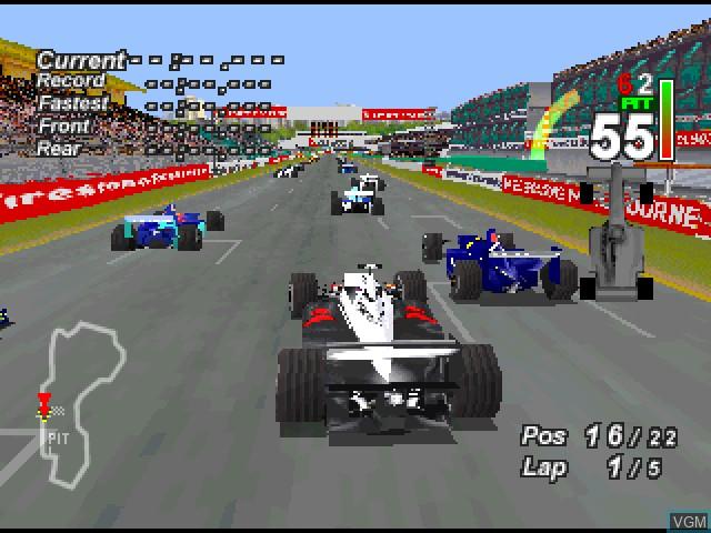 F1 World Grand Prix - 1999 Season