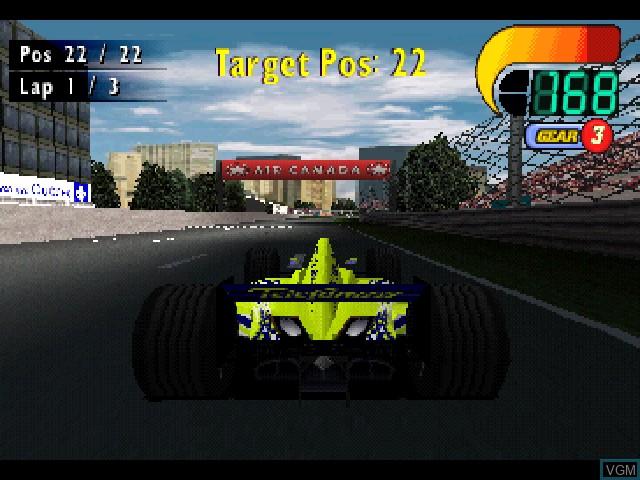 F1 World Grand Prix - Saison 2000