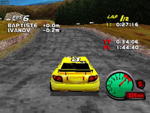 M6 Turbo Racing
