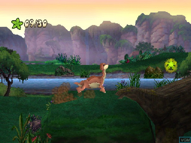 Land Before Time, The - Big Water Adventure