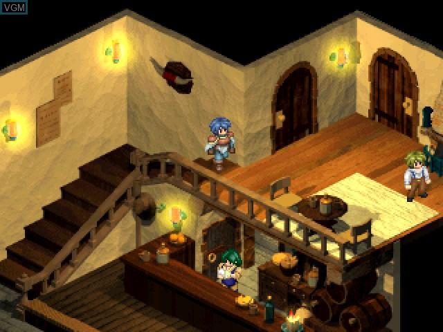 Kaeru no Ehon - Adventure for the Lost Memories