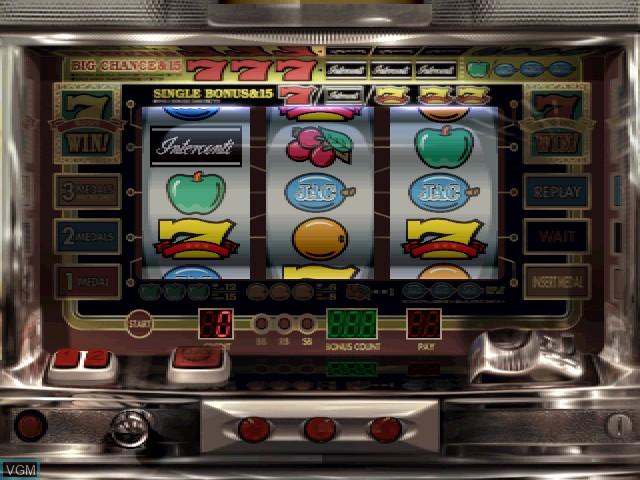 Pachi-Slot Aruze Oukoku 5