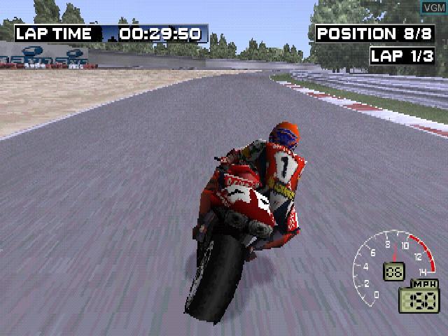 EA Sports Superbike 2000