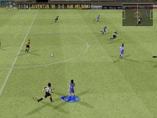 UEFA Champions League - Saison 1998-99