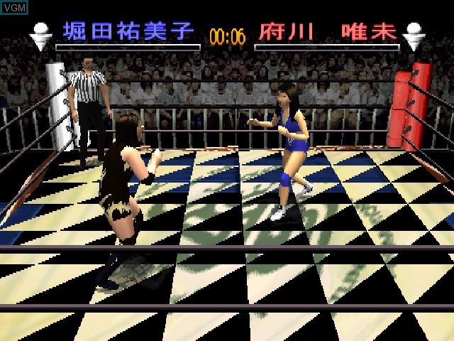 Zen Nihon Joshi Pro Wrestling - Joou Densetsu - Yume no Taikousen