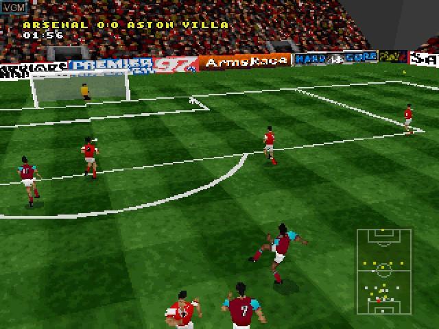 Actua Soccer - Club Edition