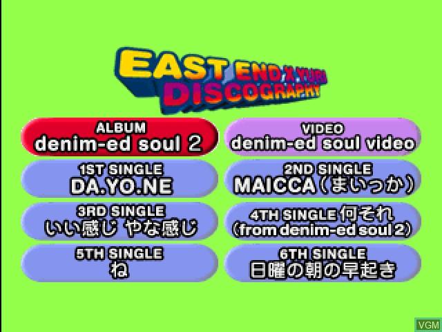 East End x Yuri - Eexy Life