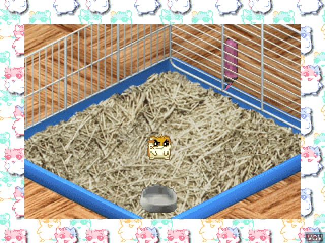 Hamster Monogatari