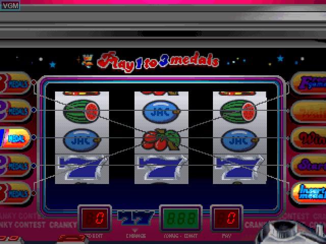 Pachi-Slot Kanzen Kouryaku - Cranky Pro