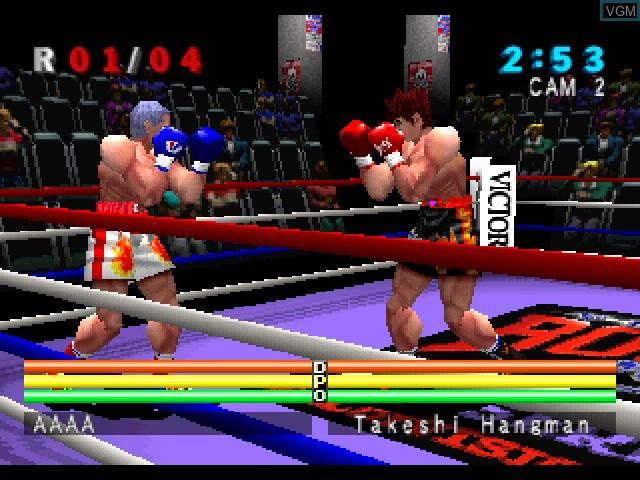 Victory Boxing Champion Edition