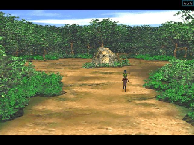 Image in-game du jeu Seishoujo Kantai Virgin Fleet sur Sony Playstation