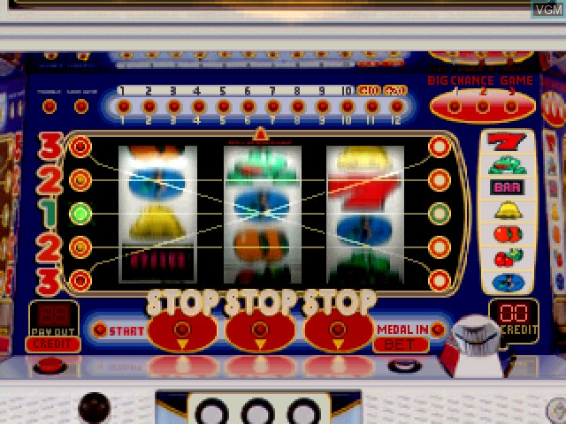 Pachi-Slot Kanzen Kaiseki - Wet2 Poker