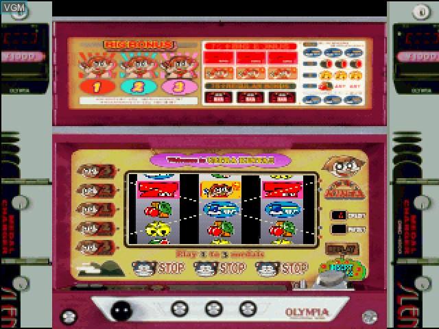 Virtua Pachi-Slot Olympia Special
