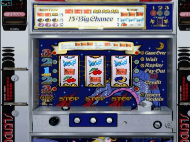 Virtua Pachi-Slot V - Yamasa, Kita Denshi, Olympia