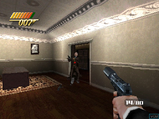 Image in-game du jeu 007 - The World Is Not Enough sur Sony Playstation