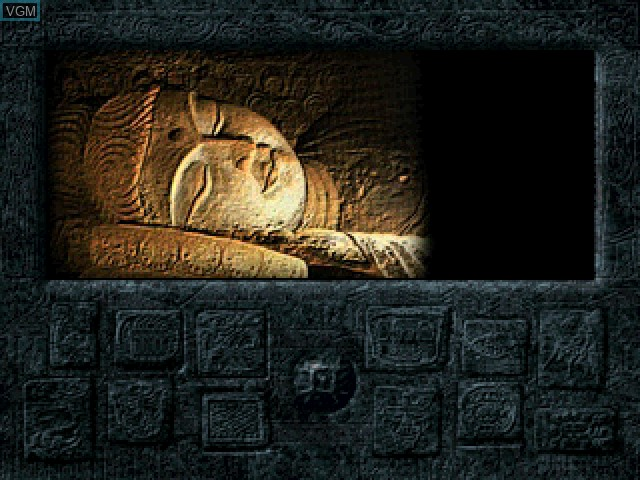 Image in-game du jeu Taklamakan - Tonkou Denki  sur Sony Playstation